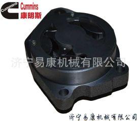 康明斯QSB7机油泵4939588润滑油泵