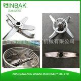 厂家生产不锈钢耐磨高速混合机桨叶刀片