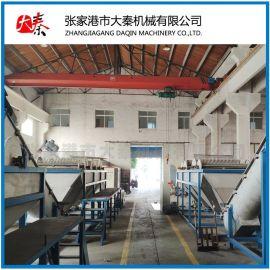 厂家直供塑料薄膜回收生产线 供应PP PE薄膜清洗回收设备