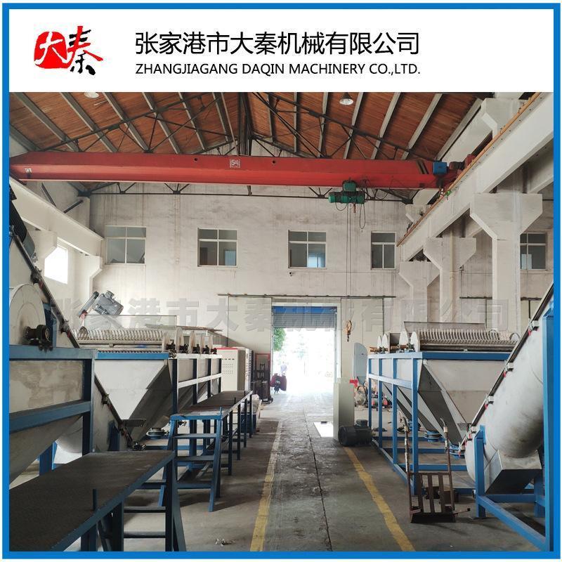 廠家直供塑料薄膜回收生產線 供應PP PE薄膜清洗回收設備