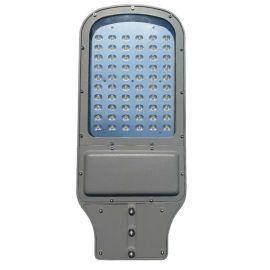 led路燈頭 led壓鑄搓衣板路燈外殼 50W60W平板路燈外殼套件