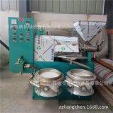 厂价直销新型高效螺旋菜籽花生芝麻高效榨油机多功能液压榨油机