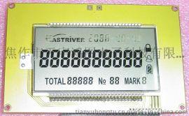 TY026单色液晶显示屏考勤器