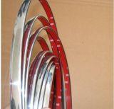 可定制3M背胶汽车装饰条车窗镀铬亮条车身防撞防擦条装修用装饰条4MM--30MM