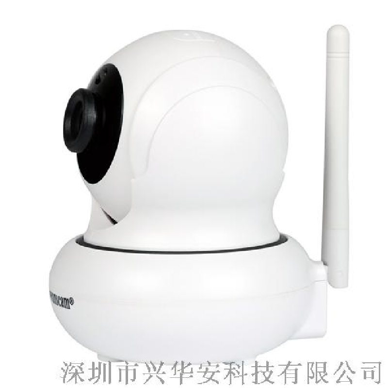 HW0021-1 720P **百万高清TF卡存储摄像机 无线云台夜视网络摄像机