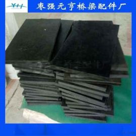 桥梁胶垫设备胶板橡胶胶板 河北自主60mm厚橡胶胶板 绝缘防水黑色橡胶胶板