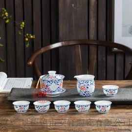景德鎮手繪茶具哪裏賣?