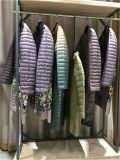 萨曼斯汀羽绒服品牌服装折扣批发拿货
