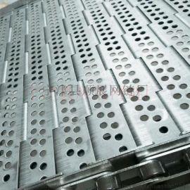 食品级304不锈钢链板  果蔬清洗传送链板