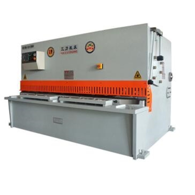 QC12Y-16X2500液压摆式数显剪板机