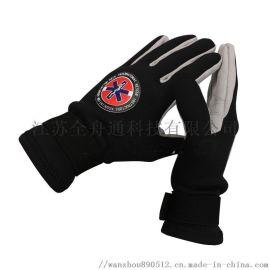 IRIA水域救援手套 柔软舒适全指防护手套