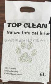 豆腐貓砂除臭結團貓沙無粉塵