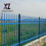 组装锌钢护栏,可定制围墙护栏,锌钢围墙护栏颜色选择