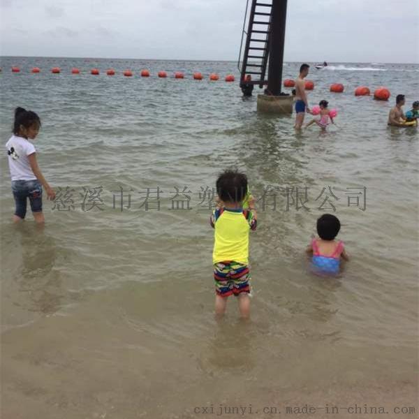 浙江水面拦污浮球浮漂,警示浮标定做厂家