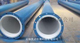 钢衬塑复合管道 衬 防腐管道