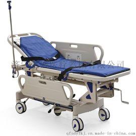 多功能抢救床急诊室担架床