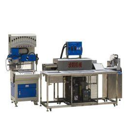 PVC软胶商标生产线制作软胶礼品设备厂家