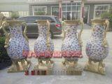 铜花瓶一对  仿古青铜器工艺品花瓶礼品金属工艺品铜花瓶 铸造厂