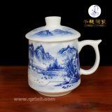 大茶杯—發現景德鎮手繪青花大茶杯的美