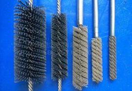 管道刷 供应磨料丝试管刷||磨料丝管道刷 ||磨料丝扭丝刷