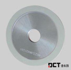 厂家直销德卡特平行陶瓷结合剂金刚石砂轮支持定制