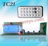 藍牙遙控FM-MP3套件(TC21)
