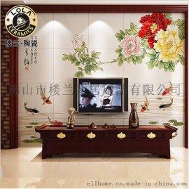 广东佛山艺术瓷砖厂家直销,购买哪家**艺术瓷砖背景墙更加实惠