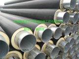 聚氨酯塑套钢保温管  聚氨酯直埋发泡保温管