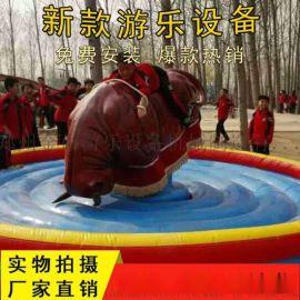 疯狂斗牛机、疯狂斗牛机厂家、新型儿童游乐设备
