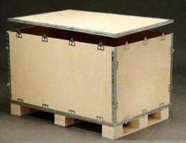 苏州钢带箱定制厂家钢带箱销售商家