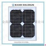 太陽能電池板組件10W