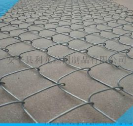 勾花网客土喷播挂网涂塑勾花网边坡复绿铁丝网厂家直销