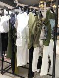 杭州時尚簡約風格昆詩蘭正品女裝18年夏裝尾貨走份