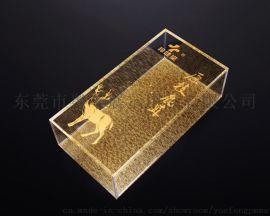 干燕窝虫草    品包装内盒 亚克力加工礼品包盒