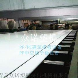 青岛建筑模板生产线厂家