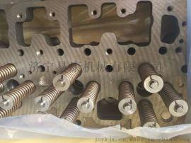 康明斯ISM11缸蓋 陝汽X3000發動機缸蓋