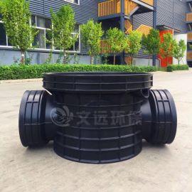 污水排水工程专业塑料注塑一次成型检查井
