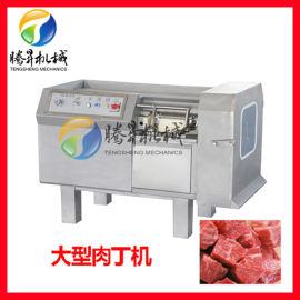 腾昇牌切肉设备 鲜肉切丁机