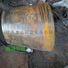 河北鑫涌|熱銷大口徑異徑管|304不鏽鋼無縫大小頭