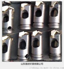 三山优质煤矿用28内排粉锚杆钻头2号钻头