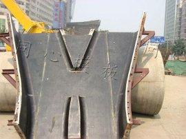 Y形墩柱头模板