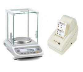 樱花BN-ES不干胶打印天平 带报 功能电子天平 不干胶打印天平