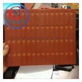 橘红色黑色电木板 加工 钻孔切割 环氧板治具加工