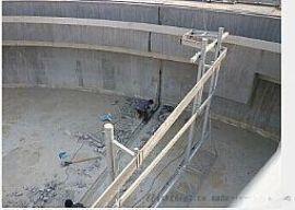 贵州贵阳发电厂循环水池伸缩缝补漏