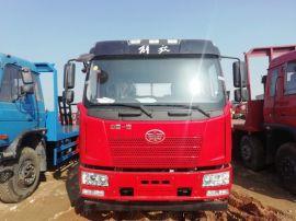 浙江厂家直销8吨到30吨的挖掘机平板运输车包送车