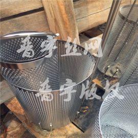 不锈钢滤筒吉林普宇丝网厂家直供
