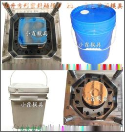 中国塑料模具订制7L10升食品桶模具设计加工