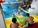 河北廊坊遊泳館泳池設備廠家供貨遊樂寶廠家