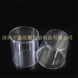 塑料包装盒 透明礼品盒 pvc圆筒 工厂定制直销