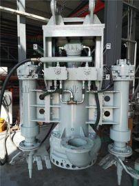 供应大功率液压砂浆泵 挖掘机耐磨抽沙泵